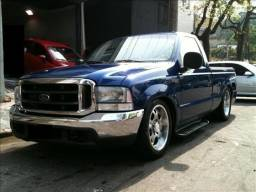 Ford f-250 4.2 xl 4X2 cs v6 gasolina 2p manual