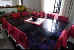 Tampo de mesa em vidro temperado 2,10x1,80m 10mm