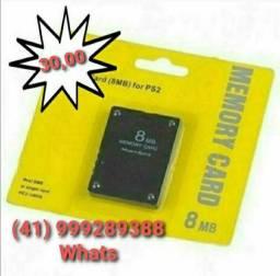 Memory card PlayStation 2