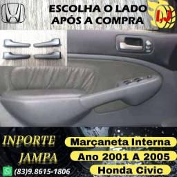 Marçaneta Interna Honda Civic