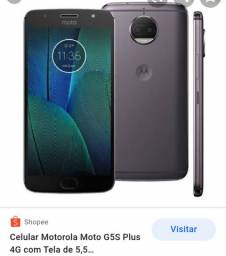 Moto G5s plus leia o anúncio, entrego