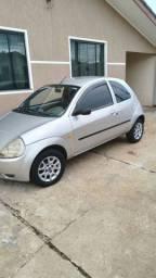 Ford 1,0 ano 2003 carro bom