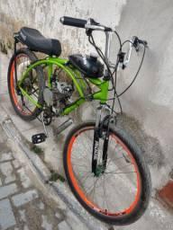 Bicicleta motorizada caisara