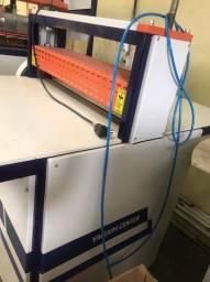 Vacuum Forming Calandra Corte Vinco vc ccv 8 / máquina de corte e vinco