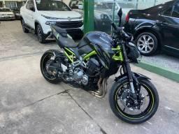 Kawasaki Z900 - 1900 km