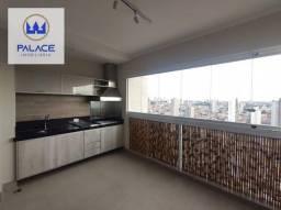 Apartamento com 3 dormitórios, 109 m² - venda por R$ 800.000,00 ou aluguel por R$ 3.800,00
