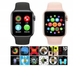 Smartwatch T500 Monitor Atividades Sport Bluetooth Toque Tela