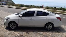 Nissan Versa S / 2016. 1.0. Branco - Única dona, perfeito estado