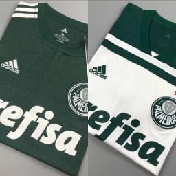 Camisa Futebol Corinthians, Palmeiras, São Paulo, Santos , Flamengo, Real Madrid, Psg