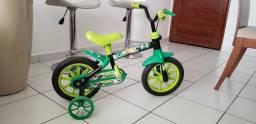 Bicicleta infantil usada - Ben 10