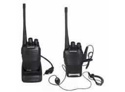 Radio Comunicador Walk Baofeng 777s Alcance 9km + Fone