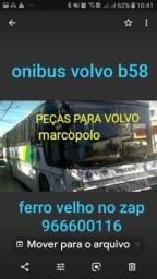 Peças para Volvo Marcopolo