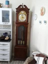 Relógio Carrilhão Pedestal Alemão