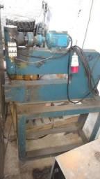 Máquina Tico-Tico para corte chapas/discos de aço de até 3mm