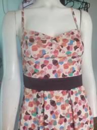 Vestido vintage p