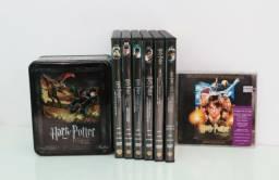 Harry Potter Coleção Dvd Duplo Filmes 4 A 8 + 1 Dvd Extras e Vários Brindes, usado comprar usado  Rio de Janeiro