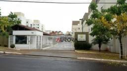 Apartamento com 2 dormitórios para alugar, 45 m² por R$ 550/mês - Jardim Maria Luiza - Lon