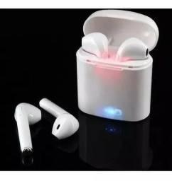 Fone Ouvido Bluetooth I7s 4.2 Sem Fio com Garantia 3 meses pra troca Entrega Gratis