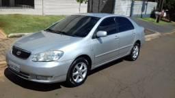 Corolla xei 1.8 automático 2004/2004 completo, somente venda - 2004