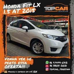 Honda Fit LX 1.5 2015 Automático - 2015