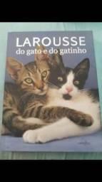 Livro Larousse do Gato e do Gatinho