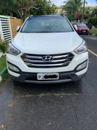 Grand Santa Fé Hyundai - 2015