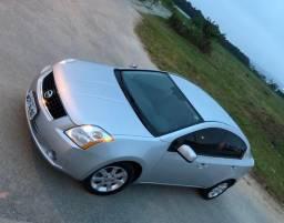 Exclusivo Nissan Sentra S 2.0 2009 - 2009