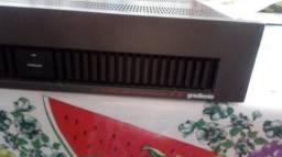 Active Servo Loop Power Amplifier A-ll Potência Gradiente