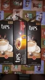 3 Caixas de Refil Café Expresso Três Corações