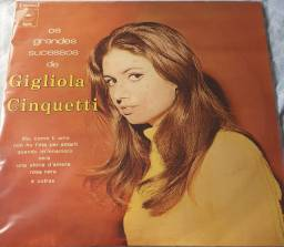 LP - Dio Come Ti Amo - Gigliola Cinquetti