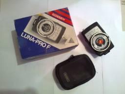 Equipamento fotografico analogico