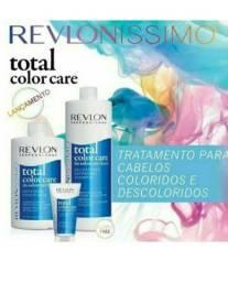 REVLON! Tratamento profissional Total Color Care. 3x1 (3 itens pelo preço de 1)