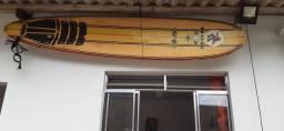 Prancha de surf profissional Longboard.