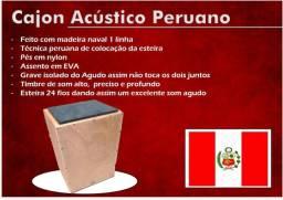 Cajon acústico Peruana