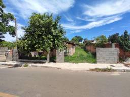 Terreno bem localizado em rua asfaltada com 12,5x40m próximo ao hospital regional, bairro