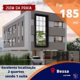 Apartamento para Venda em João Pessoa, Bessa, 2 dormitórios, 1 suíte, 1 banheiro