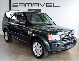Land Rover Discovery 4 3.0 se 4x4 v6 36v Turbo