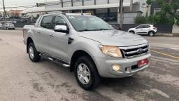 RANGER 2014/2014 3.2 LIMITED 4X4 CD 20V DIESEL 4P AUTOMÁTICO