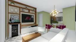 Vendo apartamento com 2 dormitórios na planta em Cuiabá com 48 m2