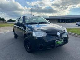 RENAULT CLIO 1.0 AUTHENTIQUE 16V FLEX 2P MANUAL. - 2014