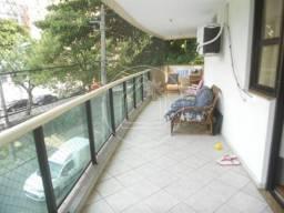 Apartamento à venda com 3 dormitórios em Jardim botânico, Rio de janeiro cod:715865
