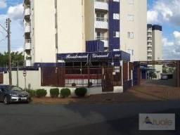 Apartamento com 3 dormitórios para alugar, 77 m² por r$ 900,00/mês - parque fabrício - nov