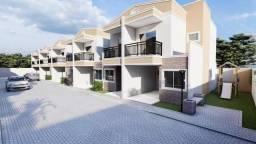 Casa com 2 dormitórios à venda, 78 m² por r$ 175.000 - parque potira - caucaia/ce