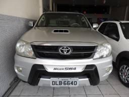 Toyota Hilux SW4 SRV 3.0 4x4 Diesel 5 Lugares - 2007