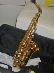 Sax alto Winner + Boquilha Evento pop