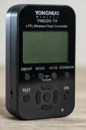 Rádio Transmissor e Receptor Yongnuo YN622N Sem Fio i-TTL