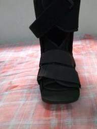 Bota ortopédica passo cartão