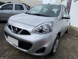 Nissan March S 1.0 2018.2019 + IPVA 2020 - 2018