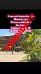 4 suítes casas Sauípe a + barata do condomínio preço final oportunidade