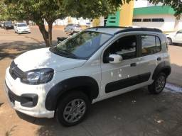 Fiat Uno Way 1.0 / 2.000KM rodado - 2019